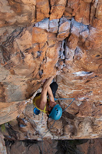 Cath on Float Like a Butterfly 24, Amnesty Wall, Grampians
