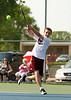 Moline High School Varsity Tennis Sectionals