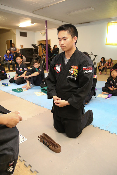 2013.06 Kenpo promotions
