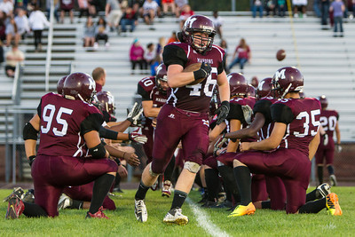 Moline High School Football