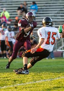Moline vs UTHS High School Football