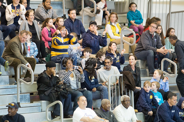 ISL A Girls Basketball Championship:  Bullis vs Visitation