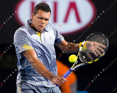 Federer vs Tsonga