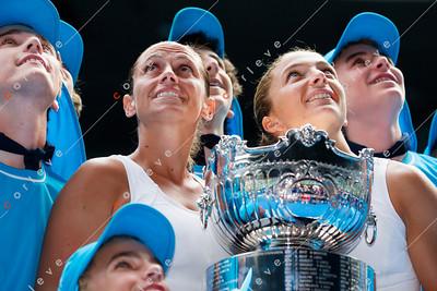 Womens Doubles Final