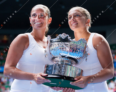 Womens Doubles Final