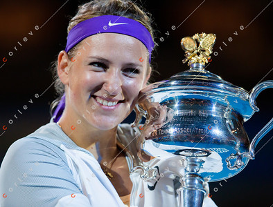 2013 Australian Open Womens Winner - Victoria Azarenka