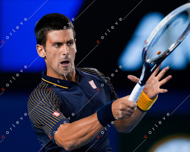 Djokovic vs Harrison