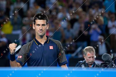 Djokovic vs Harrison