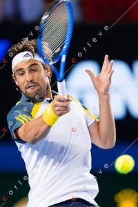 Baghdatis vs Ferrer