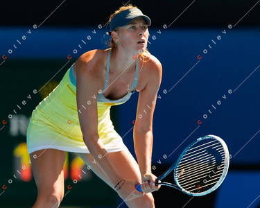 Sharapova vs Flipkens