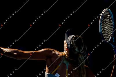 Sharapova vs Flipkens