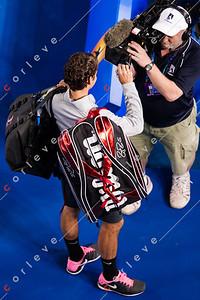 Federer vs Raonic