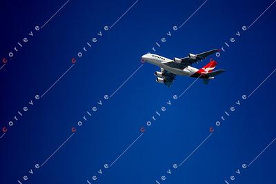 Qantas Flyover