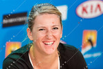 Victoria Azarenka Interview