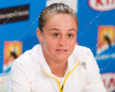 Ashleigh Barty Interview