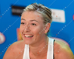 Maria Sharapova Interview
