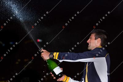 2013 Australian Open winner Novak Djokovic