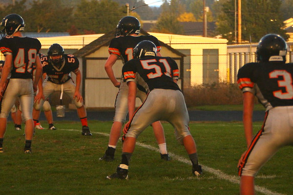 2013_JV Foxes FB_West Albany