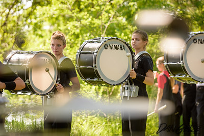 Litchfield Marching Band at St.Cloud
