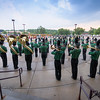 Litchfield Marching Band at Roseville Parade