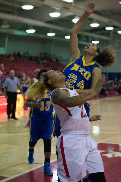 2014 - 2015 CCC lady Raven basketball