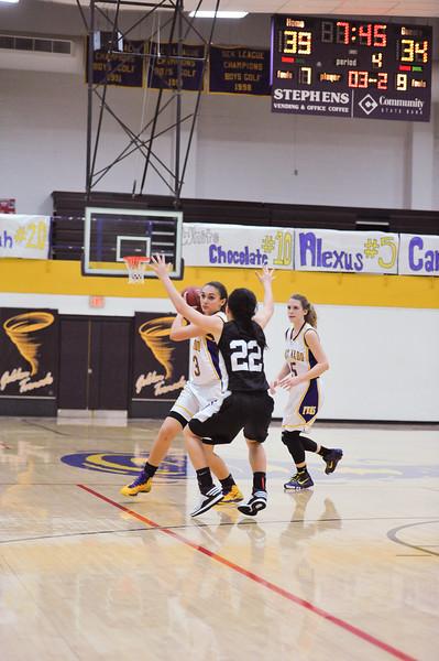 2014 - 2015 FKHS girls basketball