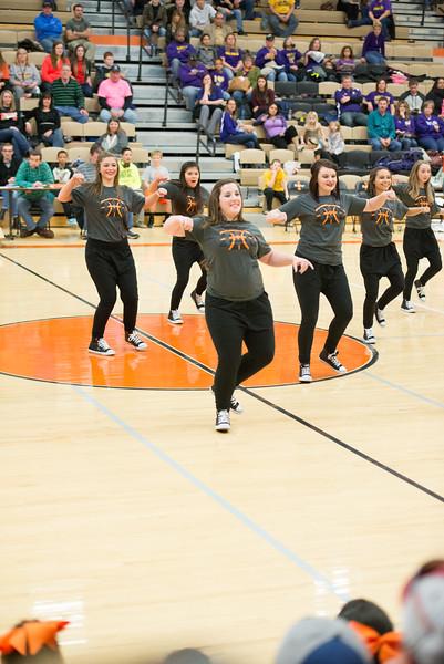 2014 - 2015 IHS Cheer/dance team