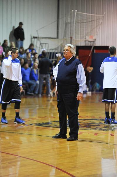 2014 - 2015 South Coffeyville High School Boys basketball