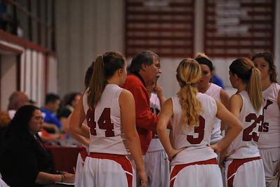 2014 - 2015 South Coffeyville High School Girls basketball