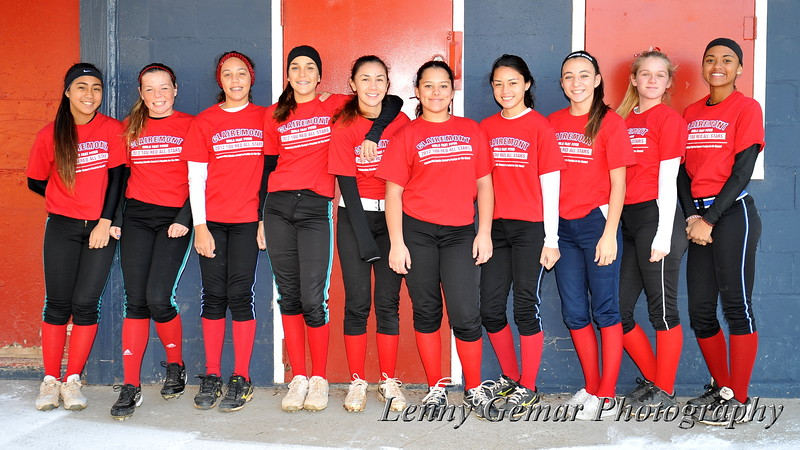 2012 10U Red All-Stars (Christine Taylor)