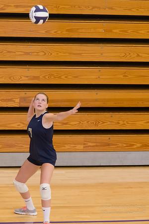 2014 9th Grade Volleyball