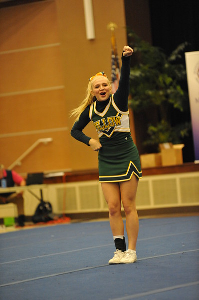 2014 ALL STAR CHEER COMPETITION