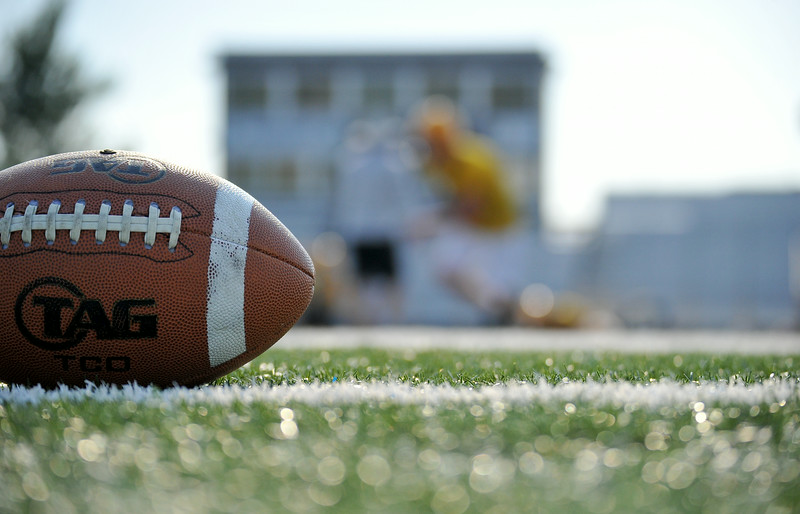 Football season has official begun. The Sheridan Broncs opened the 2014 season on Monday when they took to the field for their first official practice of the year. The Broncs will play their first game on August 29 at home against Laramie. The Sheridan Press Mike Pruden