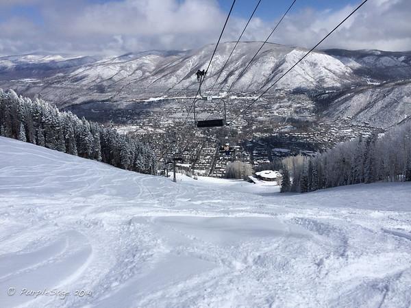 2014 Aspen Ski Trip