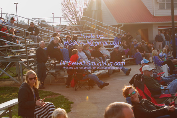 03-24 JCCHS at OCHS Spectators