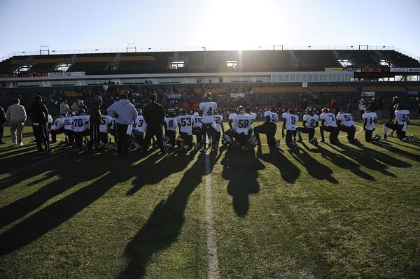 2014 Bishop Kearney football sectional final