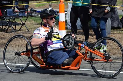 2014 Boston Marathon Racers
