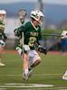 Boys High School Varsity Lacrosse. #1 Vestal Golden Bears at #2 Corning Hawks. May 9, 2014.