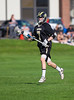 Boys High School Varsity Lacrosse.  Corning Hawks at Horseheads Blue Raiders. May 15, 2014.