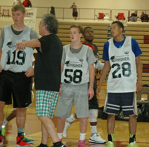 Reaching Higher 2014 - Boys Basketball - 7.16.14