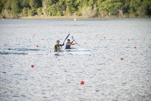 2014 Canoe Sprint Nationals; Day 1, Friday 14 February