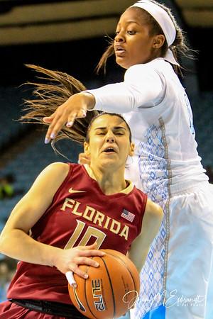 2014 - 2015 Women's College Basketball Season