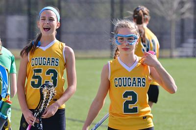 2014 Collegiate Cub Green Lacrosse