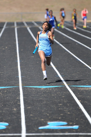 2014 DHS Track - GSP Relays