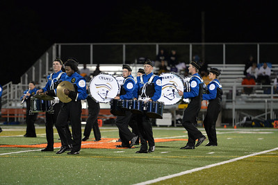 2014 ICC marching band