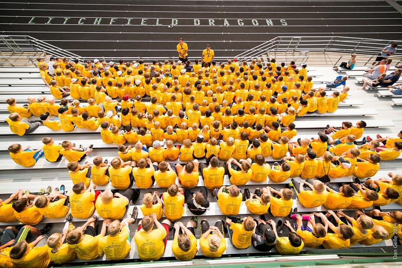 2014 Football Camp