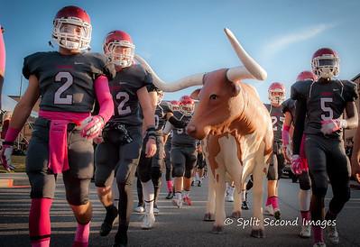 2014 Lambert Longhorns vs Habersham Raiders
