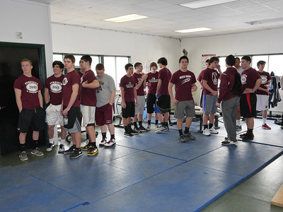 14-3-7; GHS Weight-A-Thon.