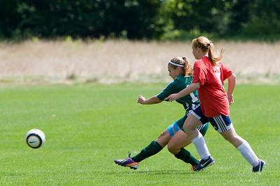 2014 Girls CCHS Soccer