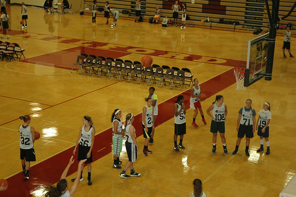 Reaching Higher 2014 - Girls Basketball - 7.23.14